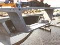 桥梁悬臂拼装法施工全过程 (2152播放)