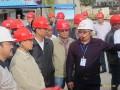 云南省副省长丁绍祥到中铁八局一公司大瑞项目部调研