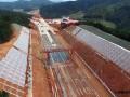 福建:顺邵高速项目六座梁场建设进展顺利