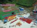 北新路桥顺邵总承包部举行隧道坍塌、涌水应急演练