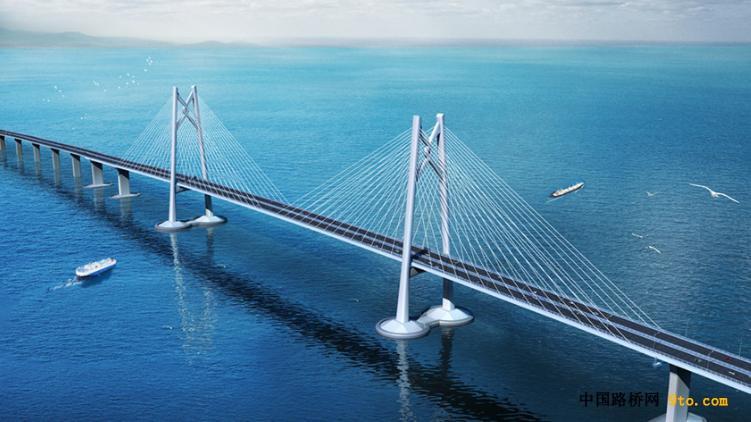 世界最长沉管隧道 港珠澳大桥主体工程今天贯通