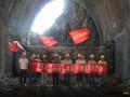 湖南:蒙华铁路大塘坡3号隧道顺利贯通