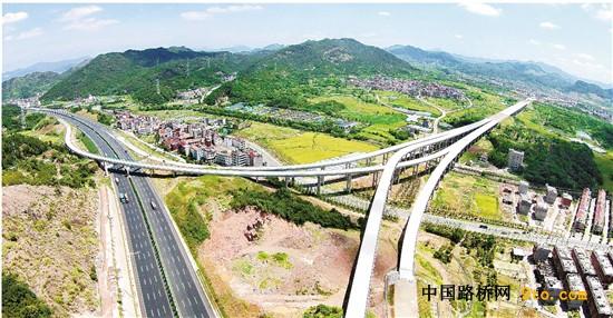 浙江:义乌市疏港高速公路建设全面进入冲刺阶段