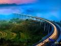 重庆:超美的十条公路等你去邂逅