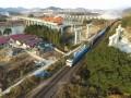 福建:顺邵高速项目铺前大桥进入跨铁施工