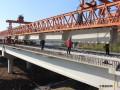 浙江:527国道黄泽江大桥左幅全线贯通