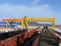浙江:228国道项目首片预制T梁成功浇筑