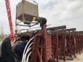 枣菏高速第三合同段首件箱梁顺利完成浇筑