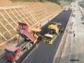 福建:顺邵高速项目路面B2标ATB试验段铺筑完成