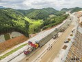 北新路桥福建顺邵高速项目创建绿色公路,守护青山绿水