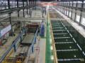 国内首创高铁CRTSlll型轨道板机组流水线通过验收