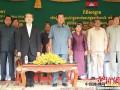 柬埔寨国家6号公路举行启用仪式