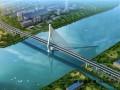 上海:黄浦江上第13座大桥开始主塔施工