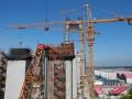 五峰山长江大桥拉开上部结构施工序幕!