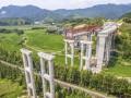 福建:顺邵高速项目下沙大桥开始跨铁架梁施工