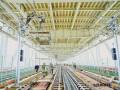 重庆:轨道交通环线北半环轨道铺设完成