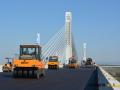山西:运宝黄河大桥主体工程全部施工完成