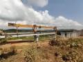 尼日利亚拉伊铁路项目多措并举保架梁节点顺利完成