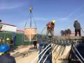 陕西:合铜高速9标第一片厢梁成功浇筑