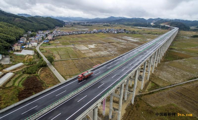 福建:顺邵高速项目通车在即