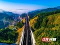 湖南:马安高速公路建成通车