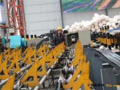 甘肃:敦当项目钢筋加工实现自动化