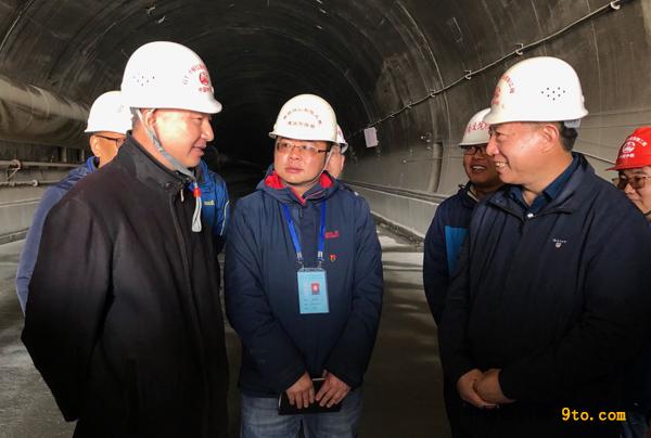 西藏:庄严副主席调研重点公路建设项目
