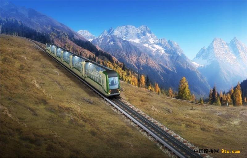 四川:规划建设23条山地轨道交通线路