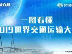 2019世界交通运输大会明天(14日)开幕, 一张图看懂大会