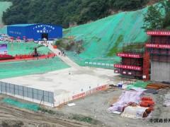 广平高速项目兵地政企联动组织防高空坠落应急救援演练