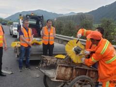 甘肃:天水公路局督查伏羲文化节前高速公路安全保畅工作