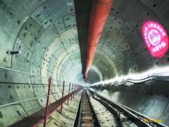 合肥轨道交通最长盾构隧道掘进突破千米大关