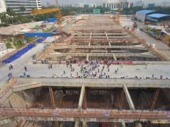 广州地铁项目成功承办番禺广场复式注浆应用技术观摩会