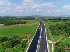 海南:文琼高速公路将于本月底通车