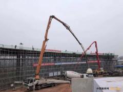 四川:遂德高速玉兴互通立交接驳工程取得新突破