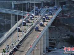 意大利热那亚大桥重建进入载重测试 8月恢复通车
