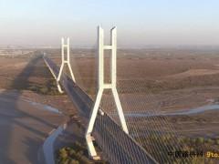 山西:龙门黄河特大桥国检现场监测工作圆满完成