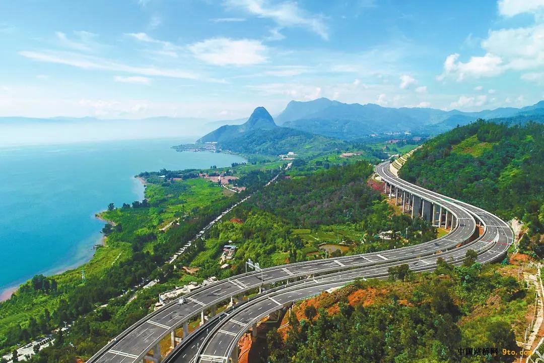 云南:澄川高速公路正式通車