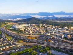 深圳外環高速坪地段符合通車條件