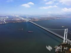湖北:燕磯長江大橋今日開工 系省內投資最大、技術難度最高的長江大橋