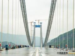 重庆:新田长江大桥钢箱梁焊接完成